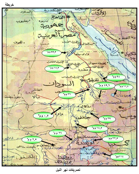 Al Moqatel إدارة مياه النيل كمحدد للتعاون والصراع بين دول الحوض